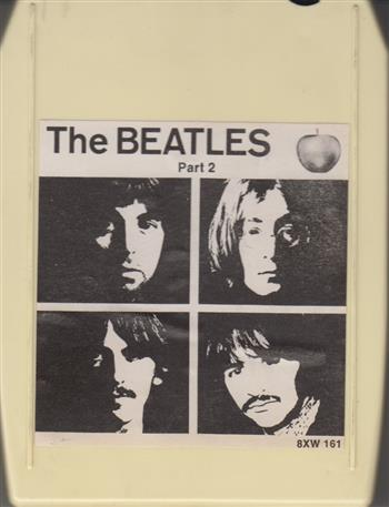The Beatles Part 2 - 8 Track Tape
