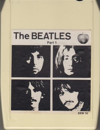 The Beatles Part 1 - 8 Track Tape